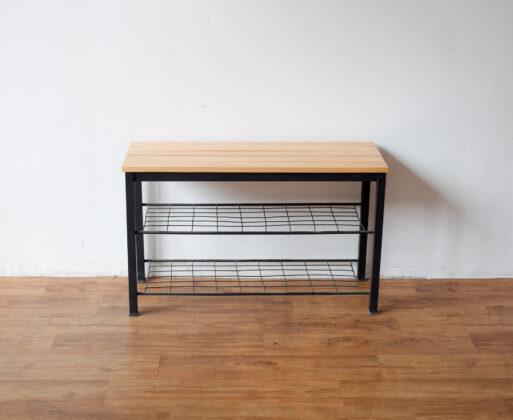 Furniture - Bench - Bench Industrial Black