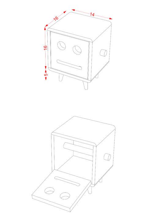 Square Box scaled
