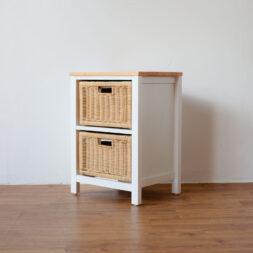 Furniture - Rak - Chest 2 Drawer NW