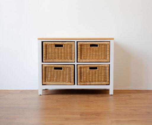 Furniture - Rak - Chest 2x2 Drawer NW