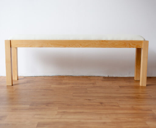 Furniture - Bench - Bench Sponge L Cream