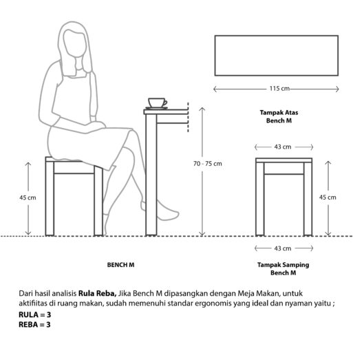 Bench M scaled