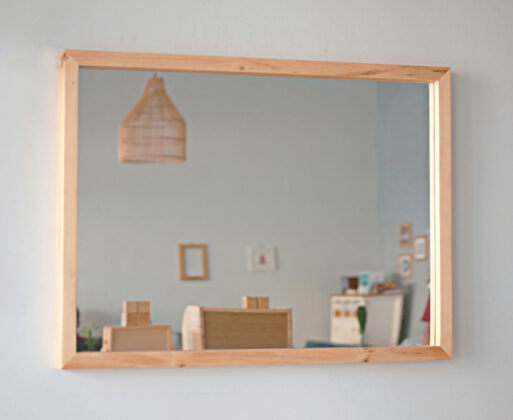 Mirror M Cermin minimalis
