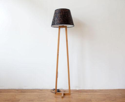 Standing lamp Bipod