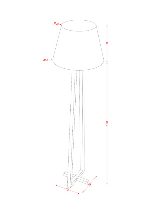 Standing Lamp Bipod scaled