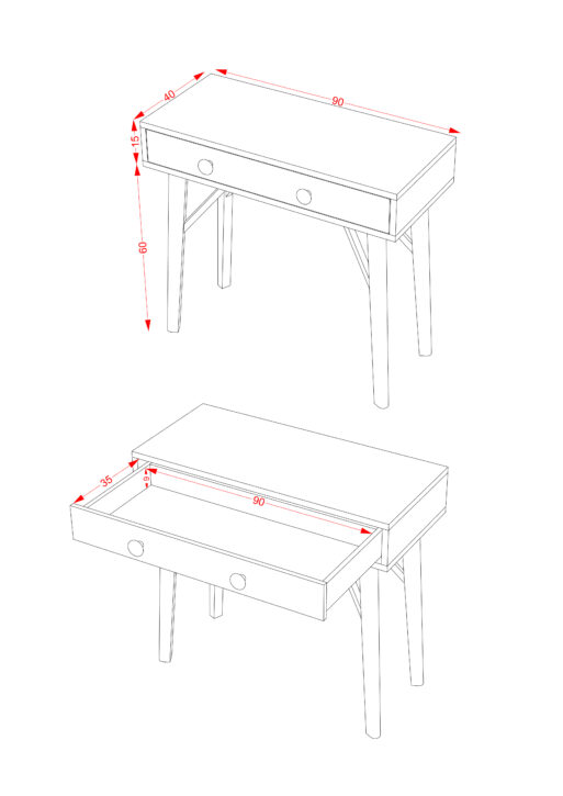 Diona Table 2 Handle scaled