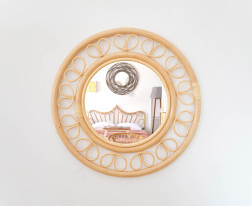 Furniture - Cermin - Cakra Mirror