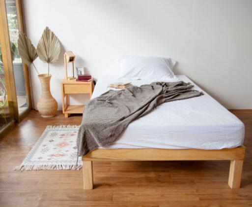 1 Furniture Dipan Econo Flatbed
