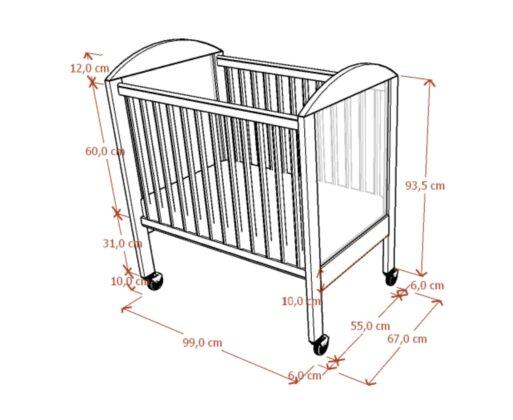 Furniture Box Bayi Detail