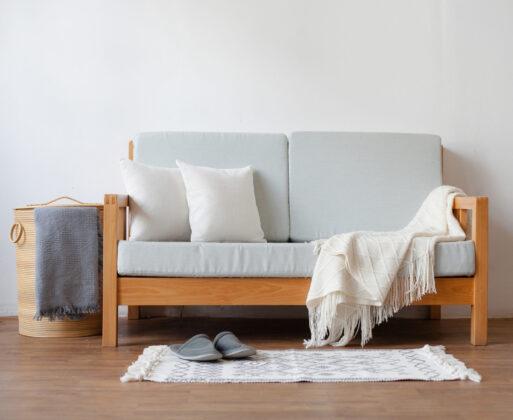 Furniture - Kursi - Alana Sofa 2 Seater