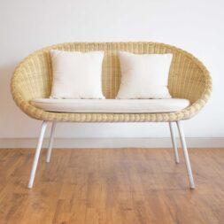 Sofa Rotan Minimalis
