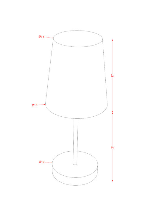 Table Lamp scaled