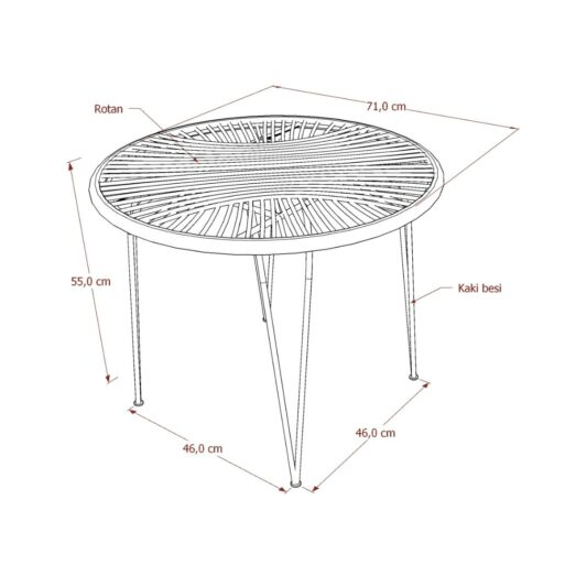 Beranda Coffee Table