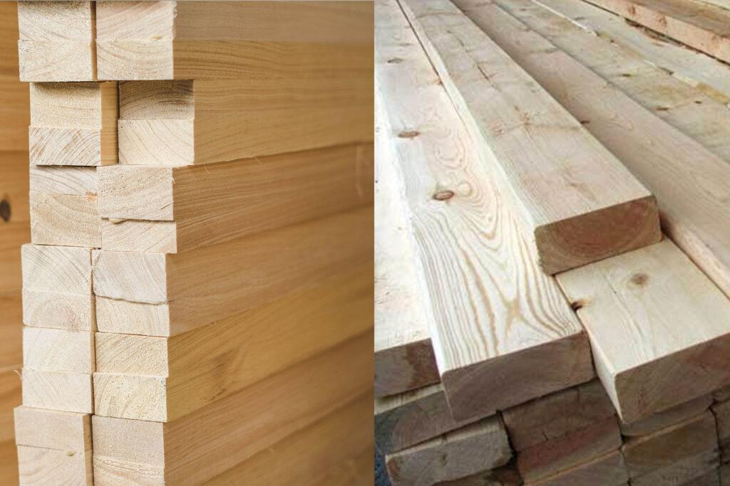 Perbedaan furnitur kayu pinus dan kayu palet (jati belanda) dari Kualitas