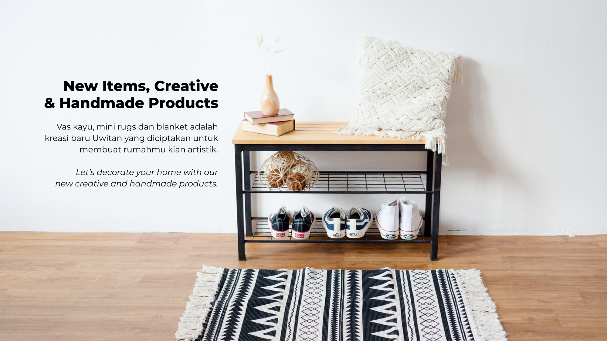 Landing Page New Products