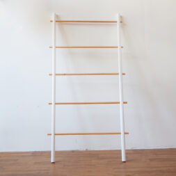 Ladder Hanger L Natural White