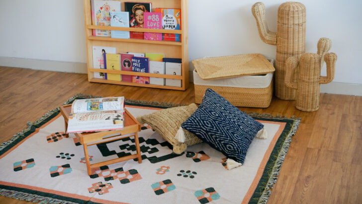 Meja Belajar Anak dari Kayu Uncategorized