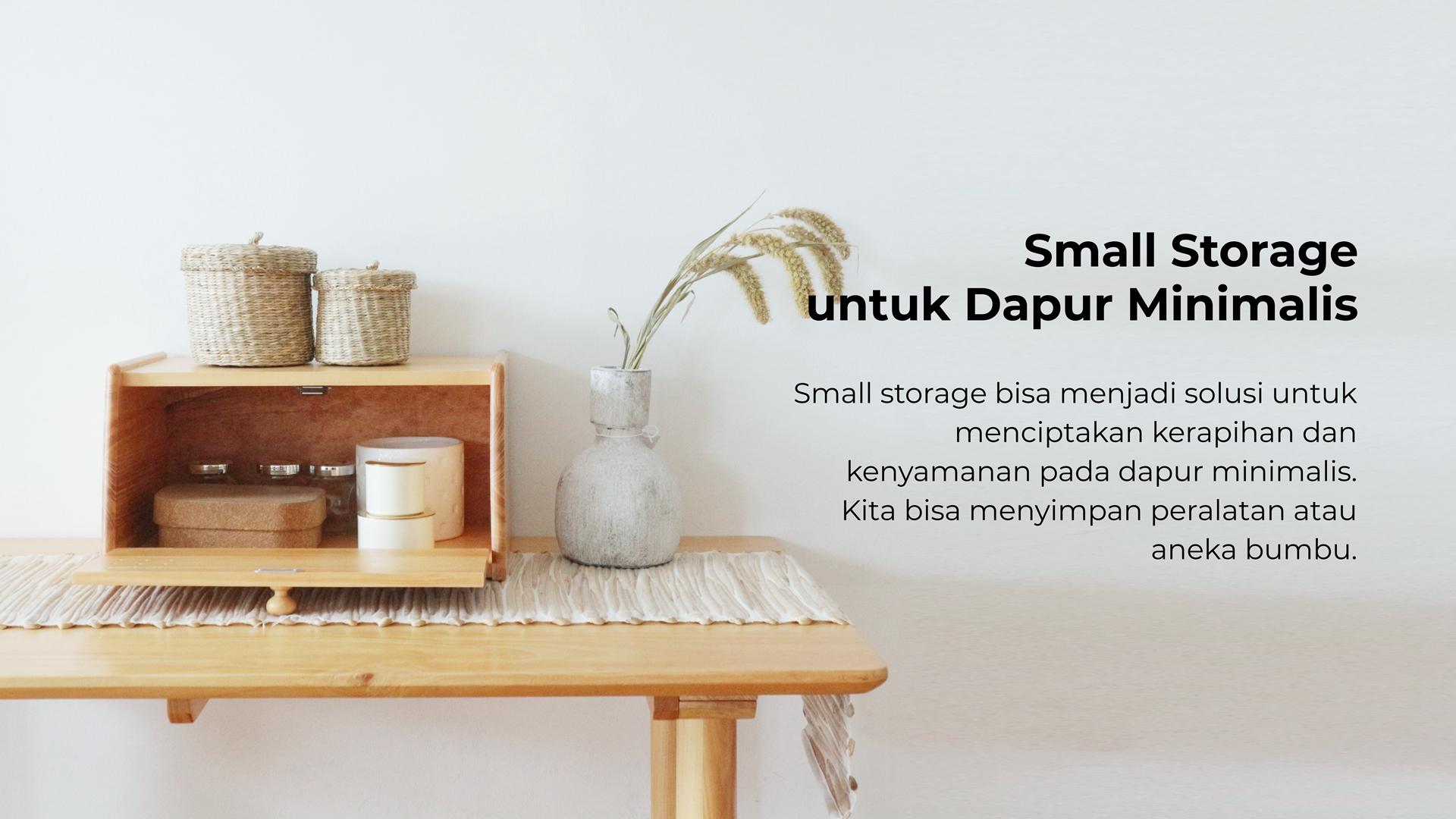 Web Small Storage