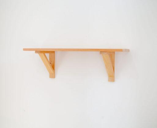 Furniture - Rak - Plat Shelf Large Natural