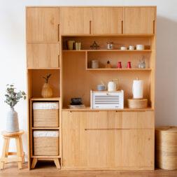 Salami Pantry Cabinet