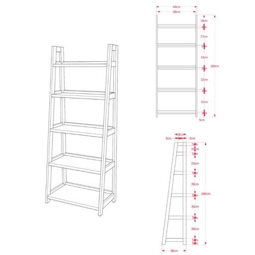 Lio Bookcase