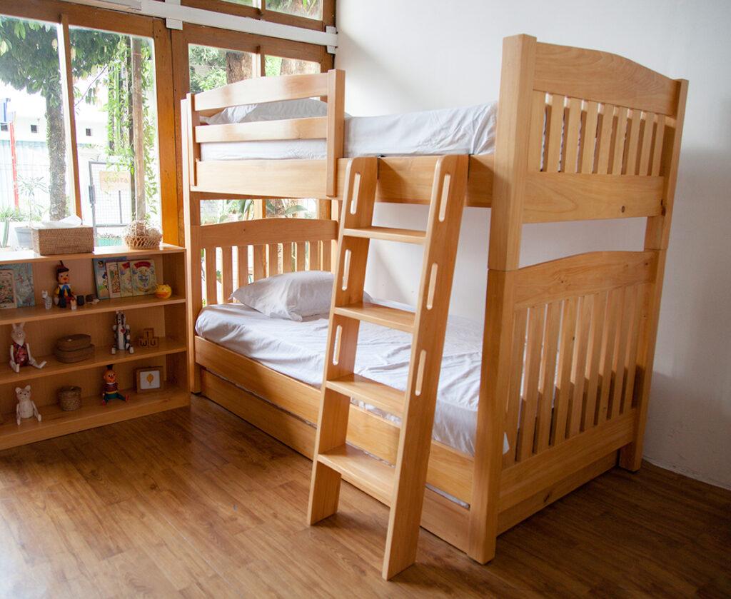 Furniture Minimalis Bed Pada Kamar Anak