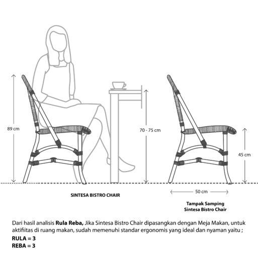 Sintesa Bistro Chair scaled