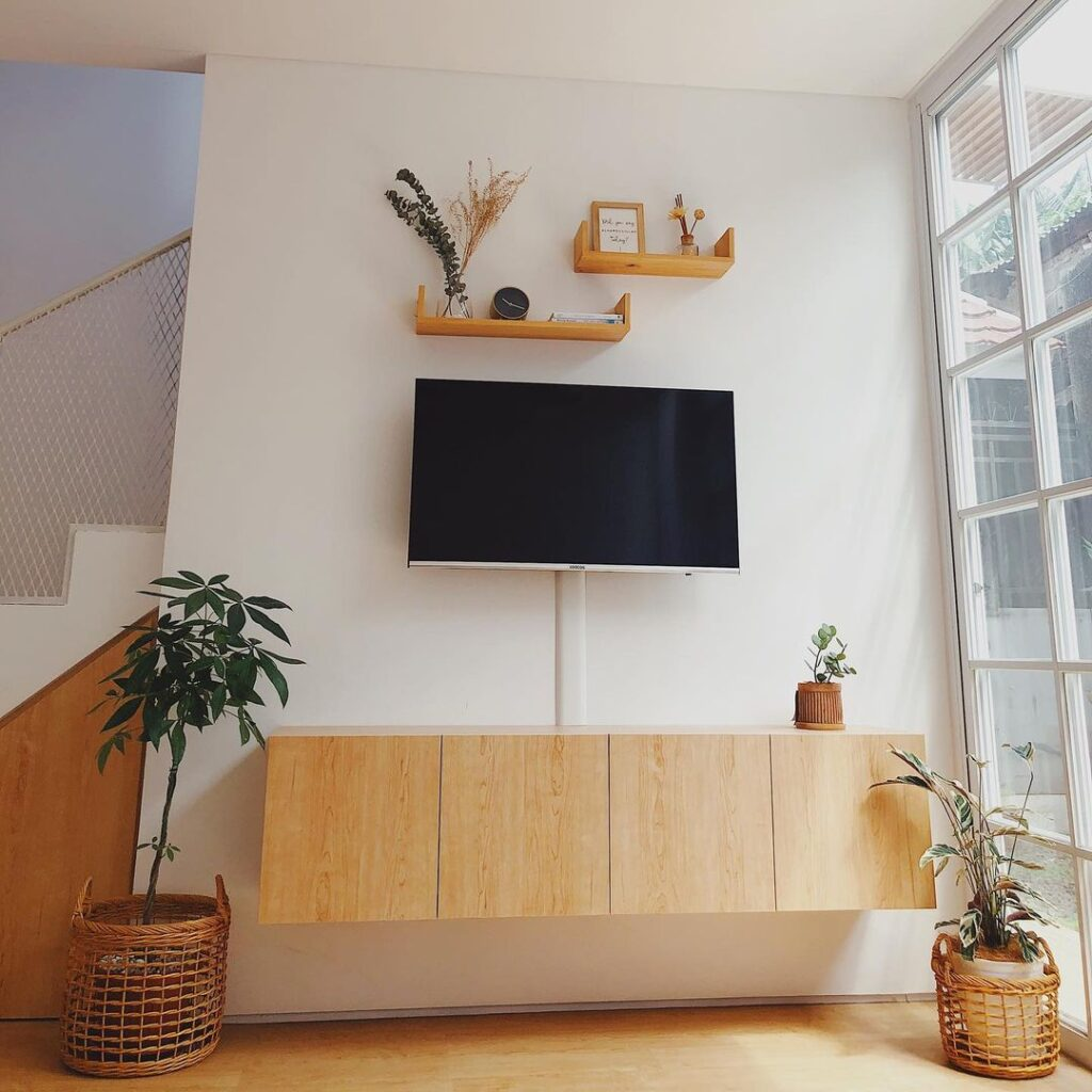 Furnitur Minimalis dengan Tema Modern