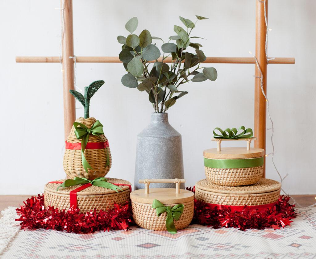 Merayakan Natal 2020 di Rumah dengan tali kasih