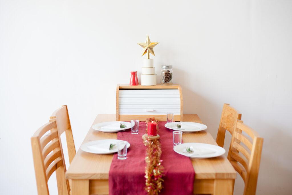 Merayakan Natal 2020 di Rumah Memorable Meal time