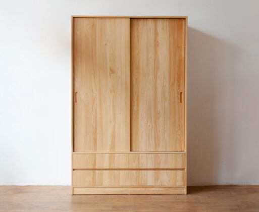 Furniture - Lemari - Koru Wardrobe